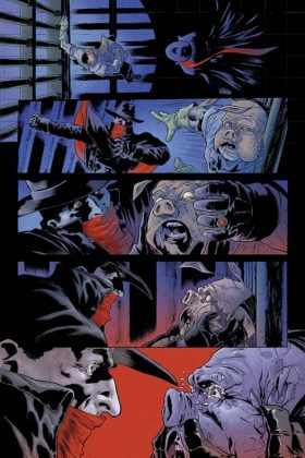 Shadow Batman 1 page 11 color