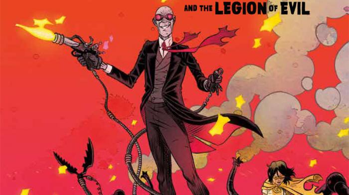 Sherlock Frankenstein and the Legion of Evil David Rubín