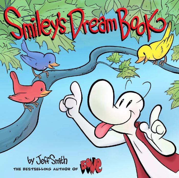 Smiley's Dream Book - portada