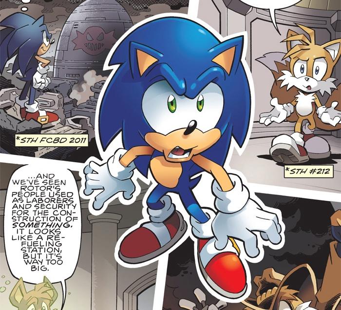Sonic copia