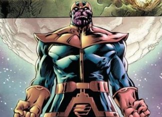 Thanos The Infinity Siblings 1