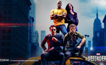 The Defenders - wallpaper