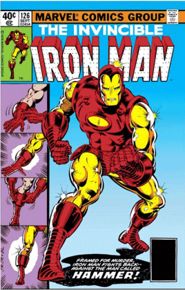 The Invencible Ironman