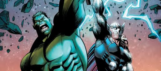 Thor Hulk 1