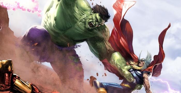 Thor & Hulk 2