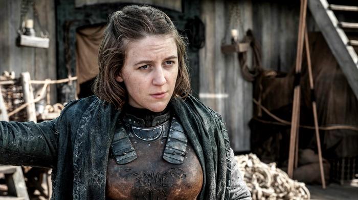 Yara Greyjoy Juego de tronos