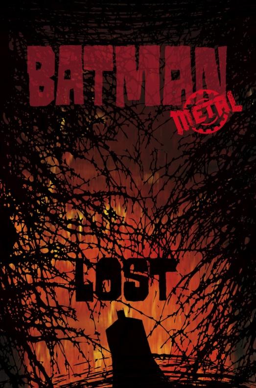 Primer vistazo a 'Batman: Lost', un one-shot de la saga 'Dark Knights: Metal' Portada Batman: Lost