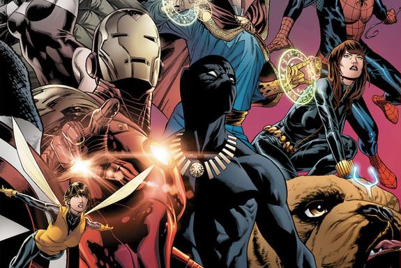 Resurge 'FOOM', la extinta revista para fans de Marvel de los 70