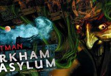 arkham asylum