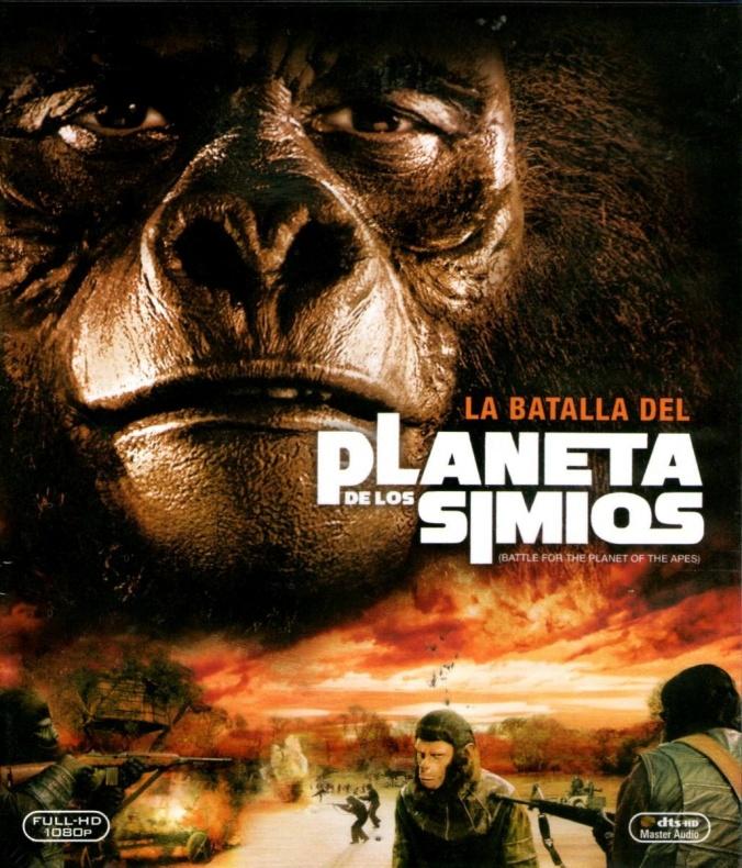 batalla del planeta de los simios