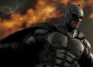 batman hot toys portada