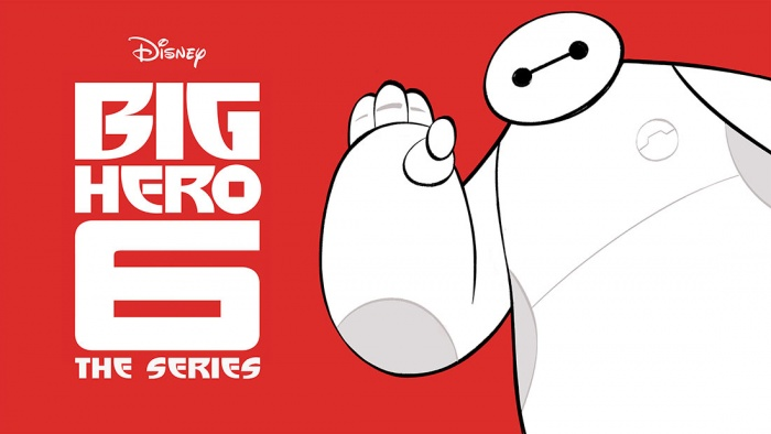 bighero6 tvseries