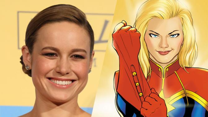 'Captain Marvel' se rodará en California 003