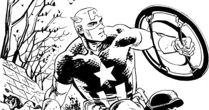 captain america social 1