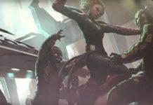 Captain Marvel - SDCC17
