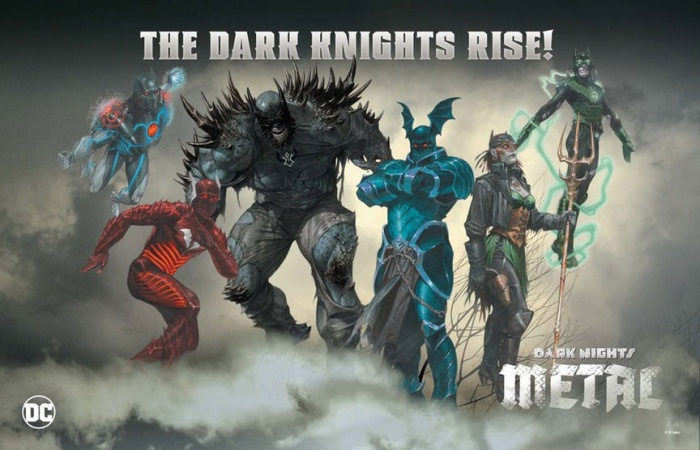 dark nights metal