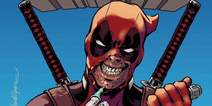 'Marvel Legacy' devuelve a sus raíces al mercenario de Deadpool 005