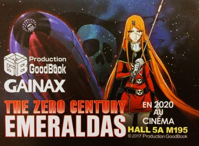 gainax production bookmark presentan la trilogia the zero century