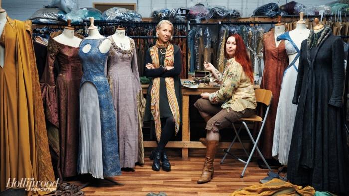 La diseñadora de vestuario de 'Juego de Tronos' desvela nuevos detalles de la 7ª temporada 002