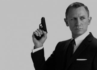 james bond daniel craig 1