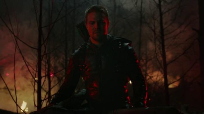 Presentado el tráiler oficial de las 6ª temporada de 'Arrow' 002