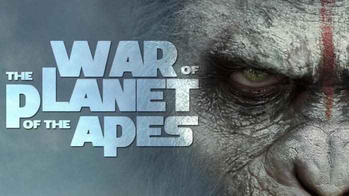 la guerra del planeta de los simios 4