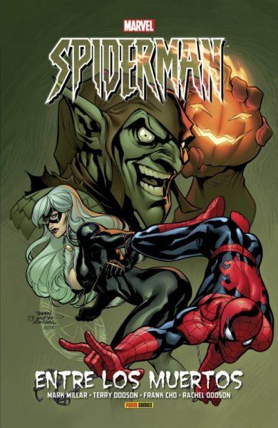 marvel integral spiderman de entre los muertos