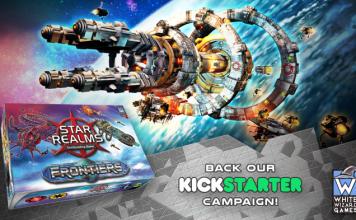 'Star Realms Frontiers' inicia campaña de financiación en Kickstarter
