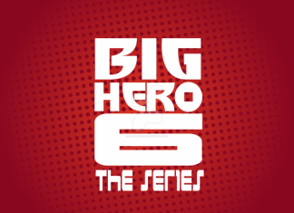 [D23] Disney XD presenta la secuencia de apertura de 'Big Hero 6: The Series' Logo