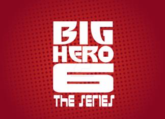 [D23] Disney XD presenta la secuencia de apertura de 'Big Hero 6: The Series' Logo