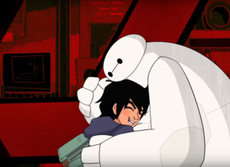 [D23] Disney XD presenta la secuencia de apertura de 'Big Hero 6: The Series' Baymax