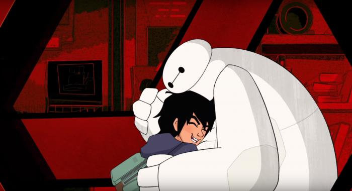 [D23] Disney XD presenta la secuencia de apertura de 'Big Hero 6: The Series' Baymax