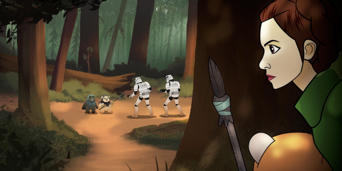 star wars forces of destiny 1