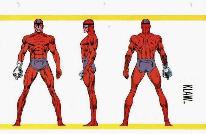 Andy Serkis explica cómo Ulysses Klaue consigue su brazo disruptor en 'Black Panther' 005