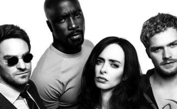 the defenders - blanco y negro