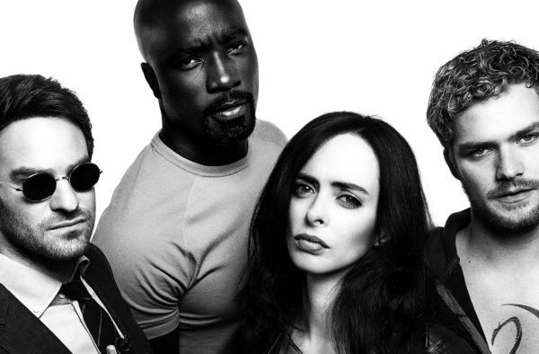 the defenders - blanco y negro