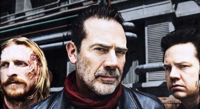 'The Walking Dead' explicará la enigmática imagen de Rick 2