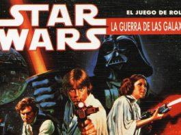 Fantasy Flight Games presenta la Edición 30ª Aniversario de 'Star Wars El juego de rol'