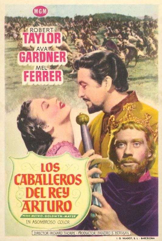 849 Caballeros del Rey Arturo