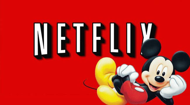 Netflix se queda sin contenido de Disney 3