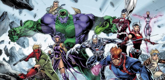 Absolute WildC.A.T.S 3