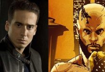 'Arrow' Kirk Acevedo será el villano Richard Dragon en la 6ª temporada (2)