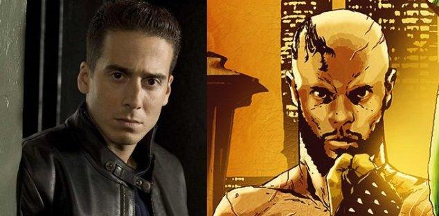 'Arrow' Kirk Acevedo será el villano Richard Dragon en la 6ª temporada (2)