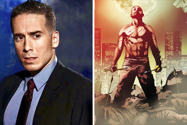 'Arrow' Kirk Acevedo será el villano Richard Dragon en la 6ª temporada (3)