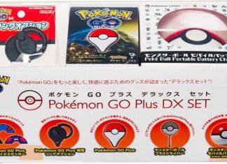 Así es 'Pokémon GO Plus Deluxe Set', el pack de lujo que se venderá en Japón (2)