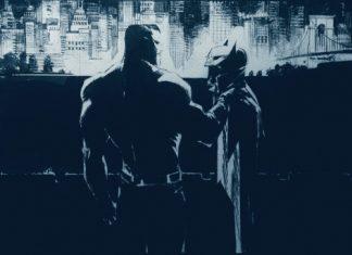 Sean Murphy 'Batman White Knight'