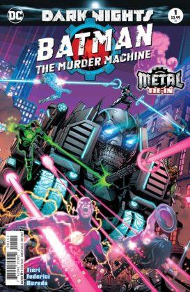 Batman the murder machine 01