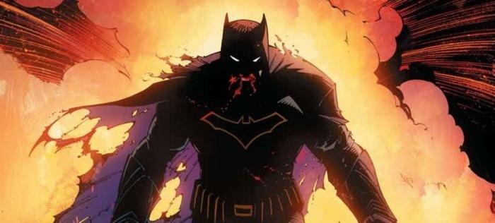 Dark Matter Batman