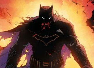 Dark Nights Metal Batman