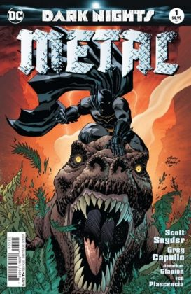 Dark Nights Metal portada alternativa 1